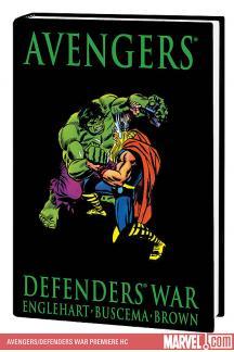 Avengers/Defenders War Premiere (Hardcover)