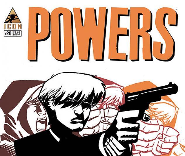 Powers (2004) #20