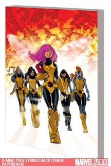 X-Men: Pixie Strikes Back (Trade Paperback)