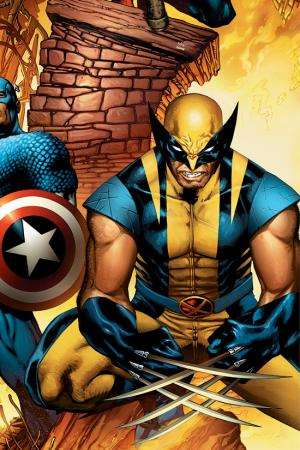 New Avengers (2004) #3 (OLIVER COPIEL VARIANT)