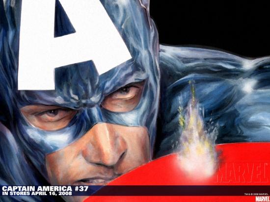 Captain America (1998) #37 Wallpaper