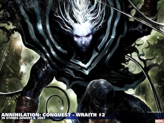 Annihilation: Conquest - Wraith (2007) #2 Wallpaper