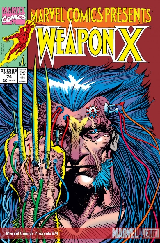 Marvel Comics Presents (1988) #74