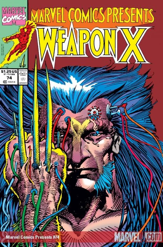Marvel Comics Presents (1988) #74