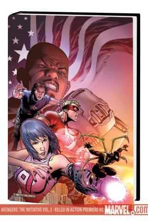 Avengers: The Initiative Vol. 2 - Killed in Action Premiere (Hardcover)