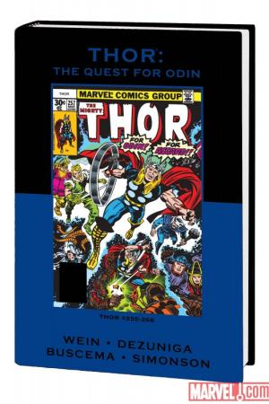 Thor: The Quest for Odin (Hardcover)