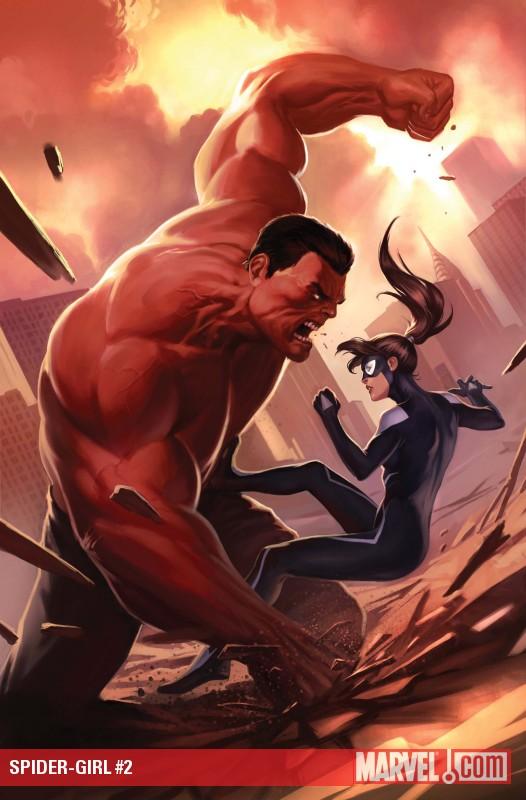 Spider-Girl (2010) #2
