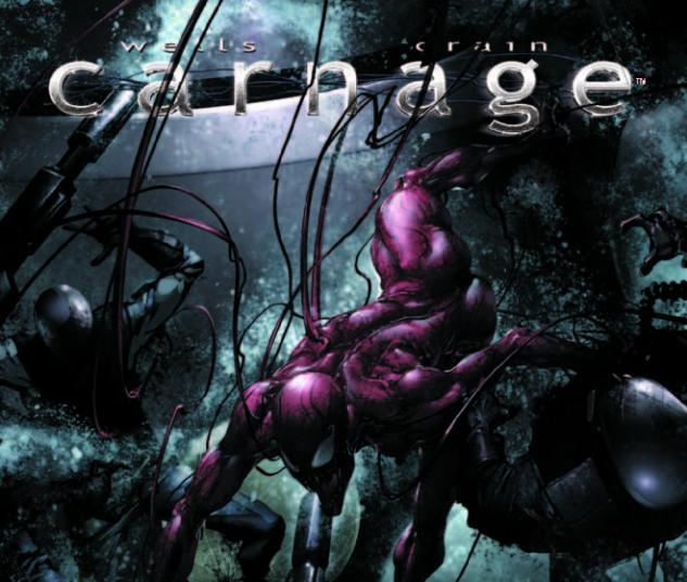 Carnage #2 2nd Printing