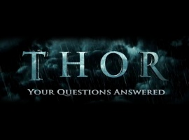 Video: Thor Cast Answers Fan Questions