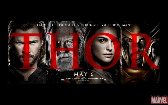 Thor Movie Wallpaper #7