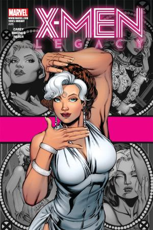 X-Men Legacy (2008) #225 (90'S DECADE VARIANT)