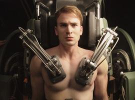 Captain America Blu-ray - Featurette Clip 1