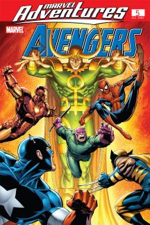 Marvel Adventures the Avengers #5