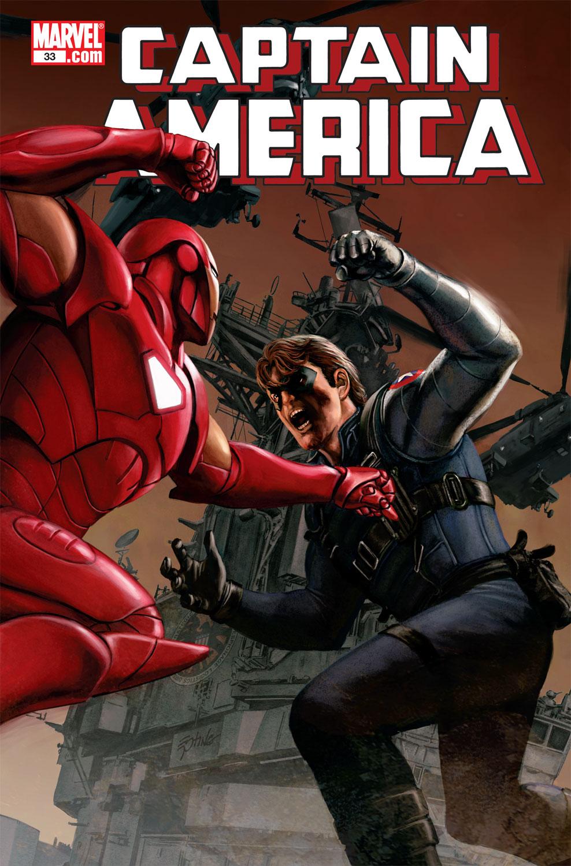 Captain America (2004) #33