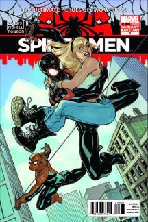 Spider-Men (2012) #3 (Dodson Variant)