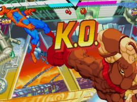 Marvel vs. Capcom Origins: Doctor Doom, Juggernaut & Iceman