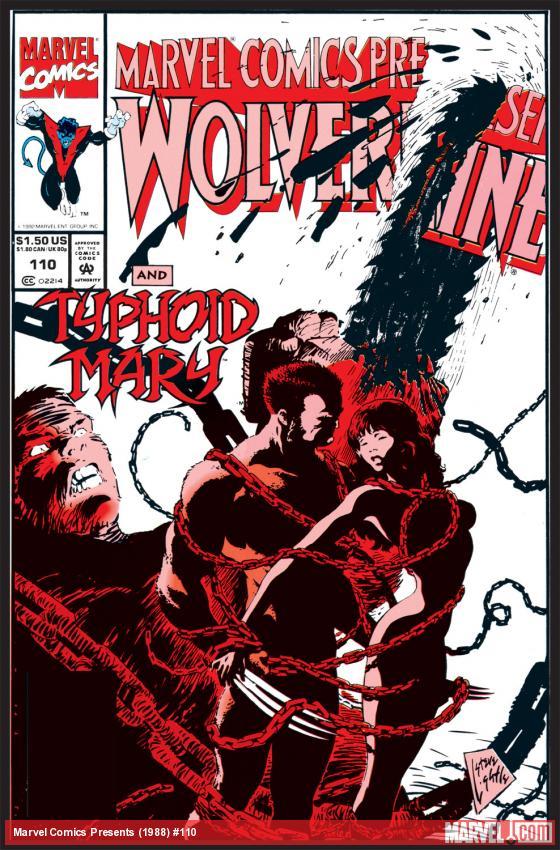 Marvel Comics Presents (1988) #110