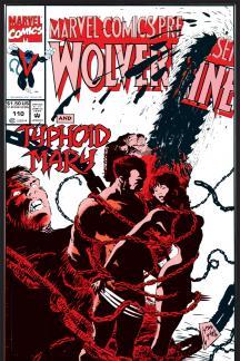 Marvel Comics Presents #110