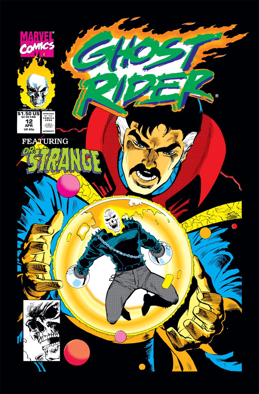 Ghost Rider (1990) #12