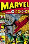 Marvel Mystery Comics (1939) #13 Cover