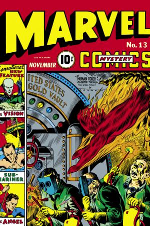 Marvel Mystery Comics (1939) #13