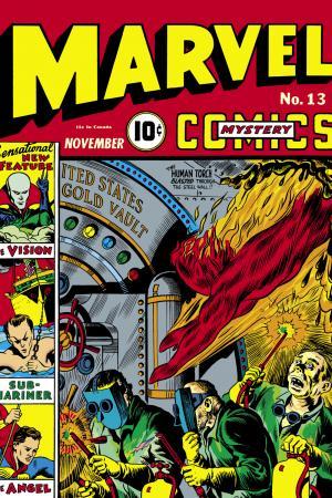 Marvel Mystery Comics (1939) #13