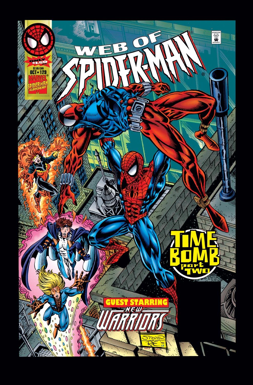 Web of Spider-Man (1985) #129