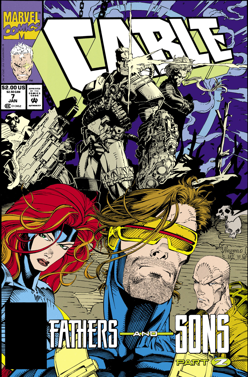 Cable (1993) #7