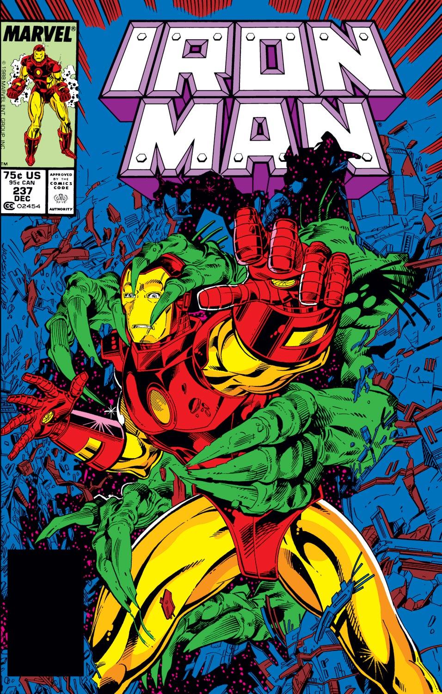 Iron Man (1968) #237