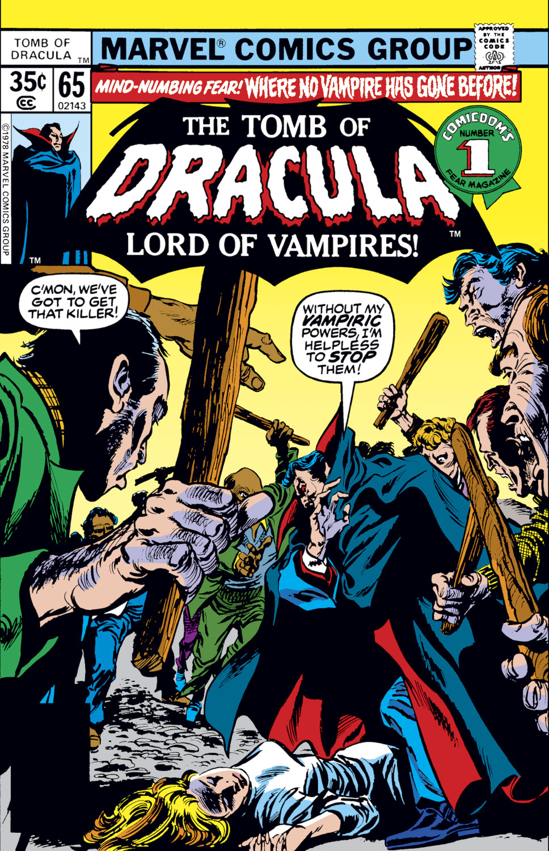 Tomb of Dracula (1972) #65