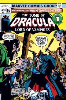 Tomb of Dracula #65