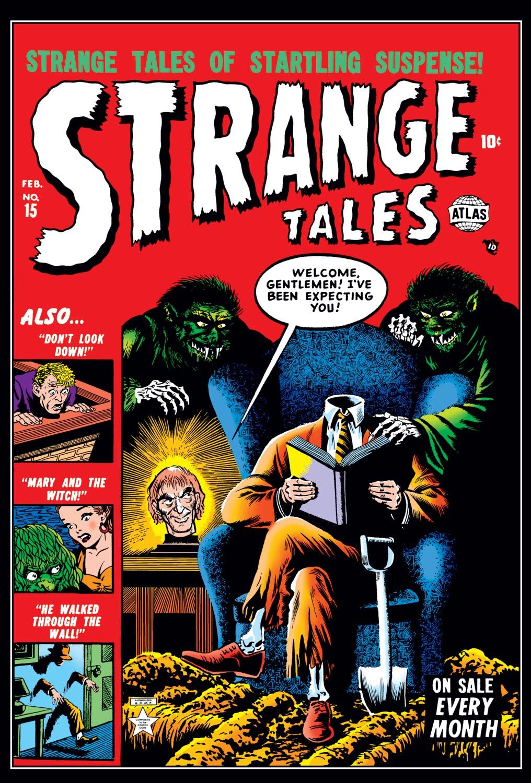 Strange Tales (1951) #15