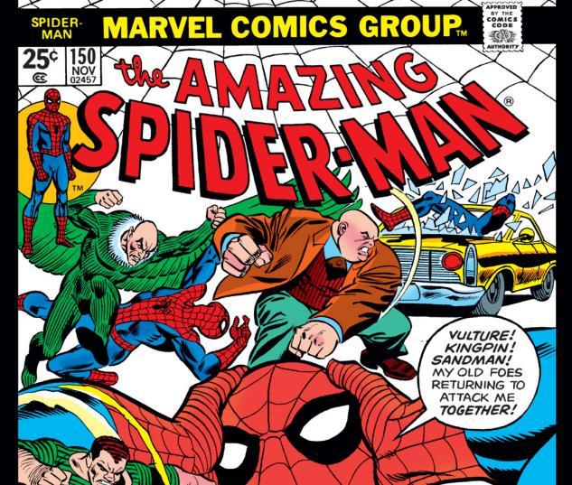 Amazing Spider-Man (1963) #150 Cover