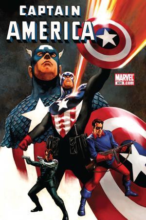 Captain America #600