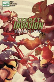 Secret Invasion: Front Line (2008) #5