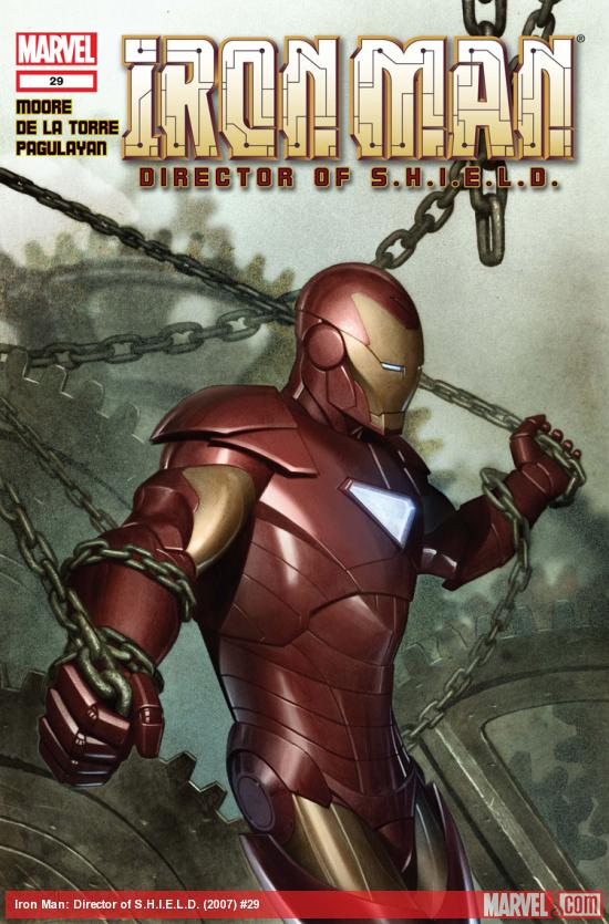 Iron Man: Director of S.H.I.E.L.D. (2007) #29