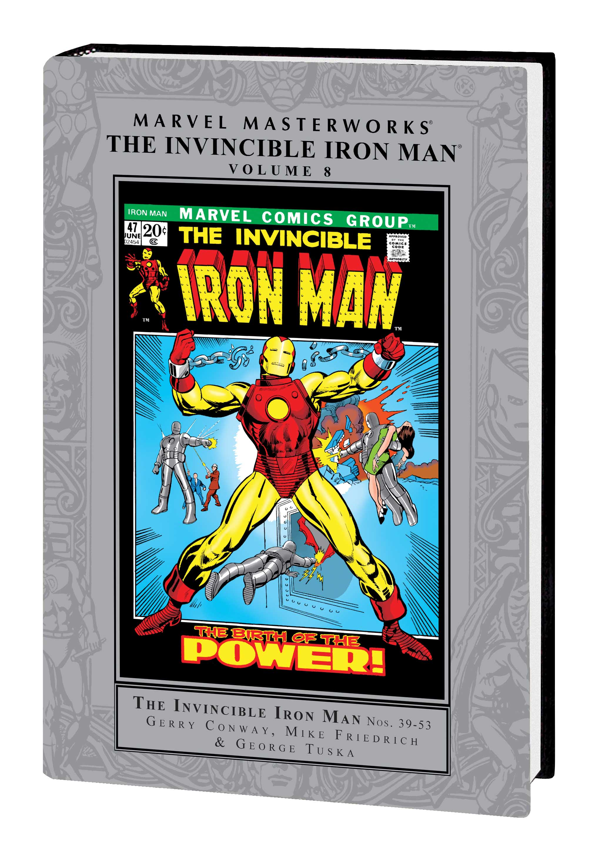 Marvel Masterworks: The Invincible Iron Man (Hardcover)