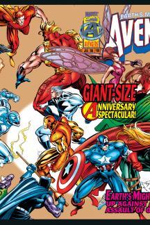 Avengers #400