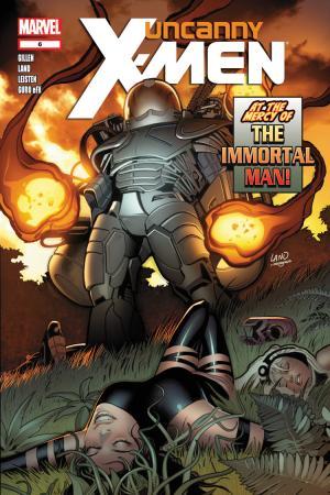 Uncanny X-Men (2011) #6
