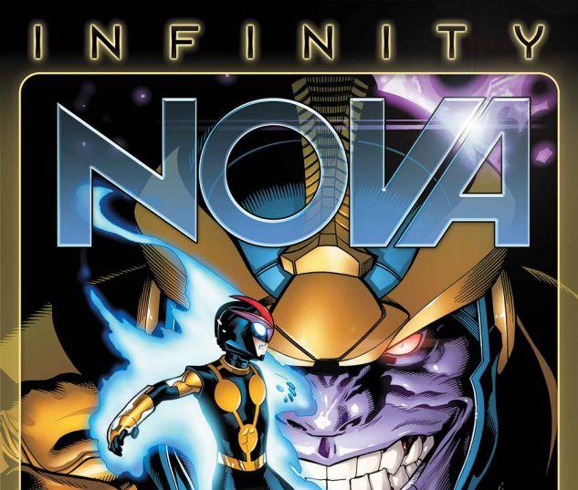 Nova (2013) #8 cover by Ed McGuinness