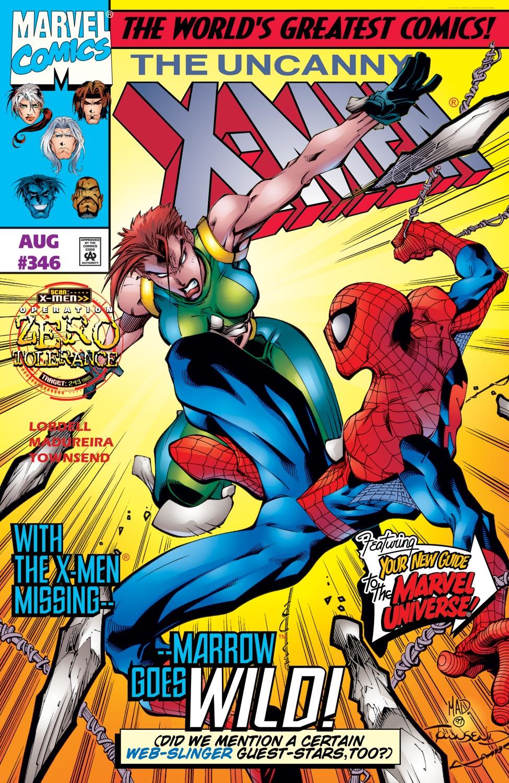Uncanny X-Men (1963) #346
