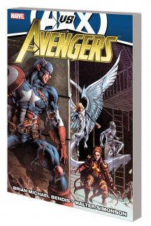 Avengers: (Issues 25-30) (Trade Paperback)