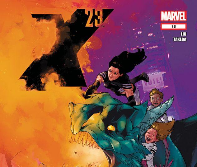 X-23 (2010) #18