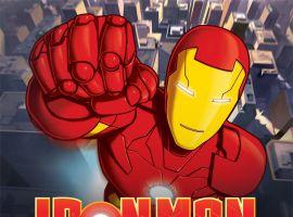 Iron Man Armored Adventures Master