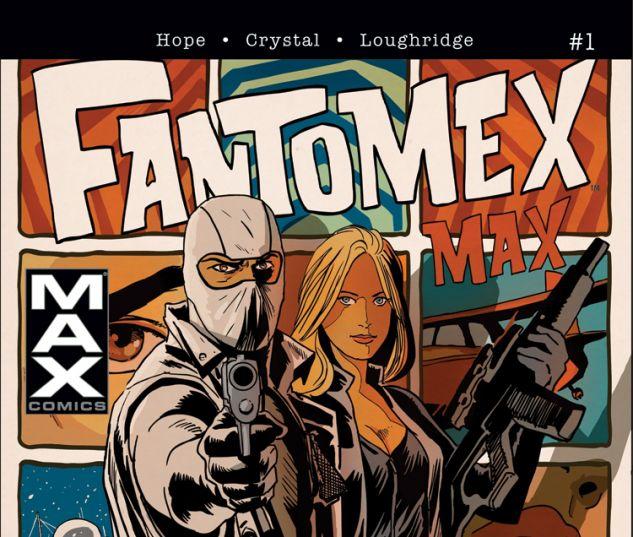 FANTOMEX MAX 1