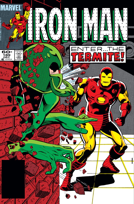 Iron Man (1968) #189