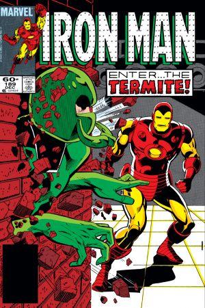 Iron Man #189