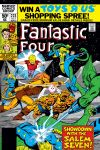 Fantastic Four (1961) #223 Cover