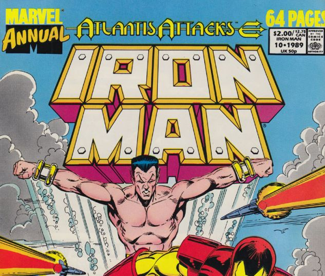 Iron Man Annual #10