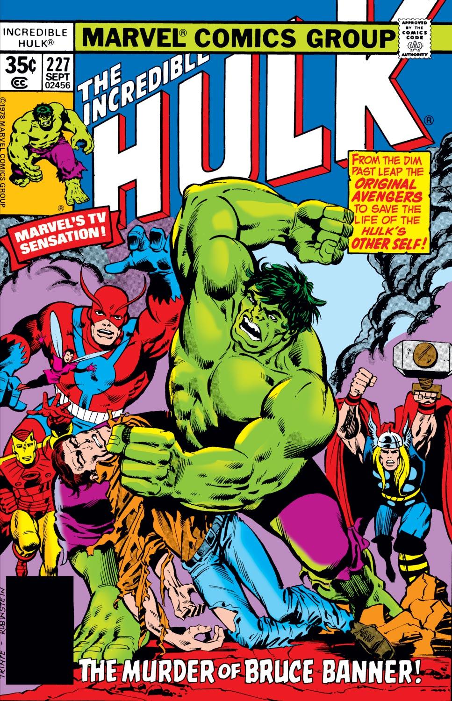 Incredible Hulk (1962) #227